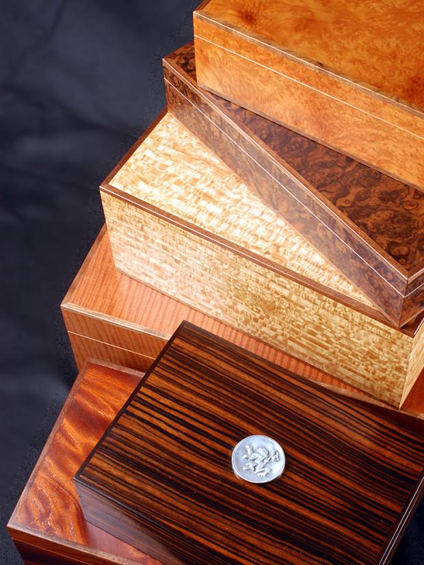 Boxes by Tom Lederer