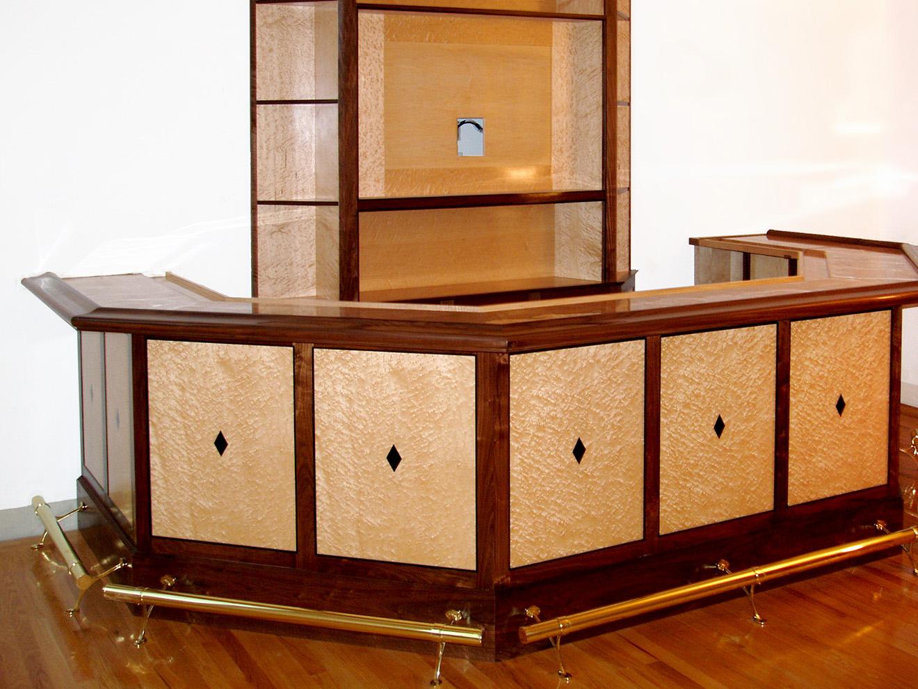Custom Interiors Tom Lederer Studio